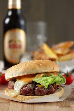 Burger  Big Fernand, conseils pour réussir ses burgers - Dans la cuisine de Sophie