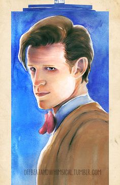 Matt Smith | 11th Doctor | Doctor Who