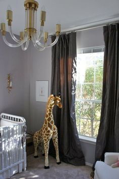 Lauren Haskett Nursery Design - Houston Interior Designer #LHFD