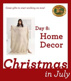 Christmas in July Day 8: 6 Patterns Perfect for Gifting