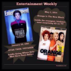Orange Is The New Black - Star Trek: Voyager - Entertainment Weekly