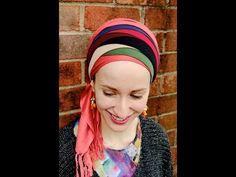 The Headband Secret Tutorial! | Wrapunzel ~ The Blog