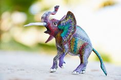 This #Colorful #Elephant is only one piece of #Art at #EsperanzaResort.