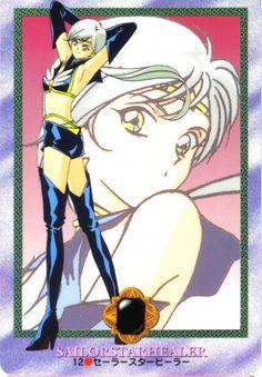 Naoko Takeuchi, Toei Animation, Bishoujo Senshi Sailor Moon, Sailor Star Maker, Sailor Star Healer