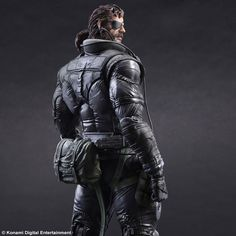 Play Art Kai Metal Gear Solid V: The Phantom Pain Venom Snake Square Enix has sent out photos and info for a third Snake in its Metal Gear Solid 5 PAK Variant line This version of Snake will include multiple interchangeable hands, a knife, a pistol...