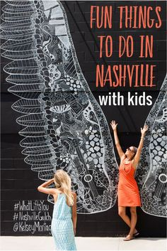 Nashville Tennessee family vacation.  There are so many fun things to do in Nashville with kids that involve music. Make your visit to the Music City about music experiences! Click to read more things to do and must see places in Nashville with children (there's candy as well) #Nashville #USATravel #USAFamilyTravel #VisitNashville