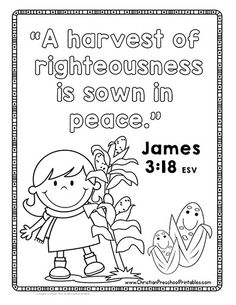 Fall Leaf Bible Verse Printables for Kids. Leaves, harvest, corn, Thanksgiving, Pumpkins and more! Perfect for Sunday School lessons.