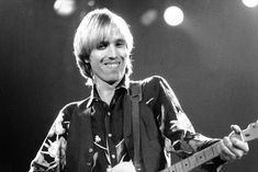 In MEMORY of TOM PETTY on his BIRTHDAY - Born Thomas Earl Petty, American singer, songwriter, musician, record producer, and actor. He was the lead vocalist and guitarist of Tom Petty and the Heartbreakers, formed in 1976. He previously led the band Mudcrutch, and was also a member of the late 1980s supergroup the Traveling Wilburys. Oct 20, 1950 - Oct 2, 2017 (accidental drug overdose)