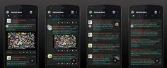 Blaze – un nuovo e interessante client Twitter per Android