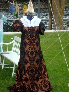 local attire at the Spencerville Heritage Fair Local Events, Lace Skirt, Skirts, Fashion, Moda, La Mode, Skirt, Fasion