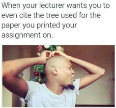 this ELA presentation be like...