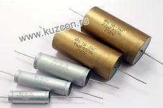 Audio Capacitor K78-34