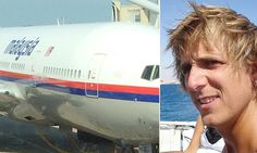 Passenger on doomed flight MH17 'joked about the flight disappearing'