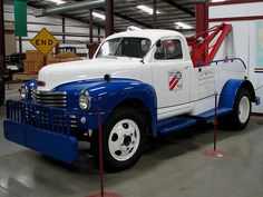 1949 Nash tow truck 2 by Jack_Snell, via Flickr