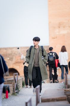 Memories Of The Alhambra Park Hae Jin, Park Seo Joon, Drama Korea, Korean Drama, Lee Min Ho, Asian Actors, Korean Actors, Song Joong, Park Bo Gum