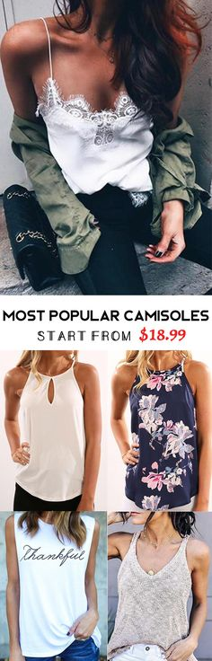 Start from $18.99! 2018 Chicnico Chain Reaction Fashion Floral Print Top Sexy Lace Sleeveless Spliced Top Camisole Spring Summer Trends