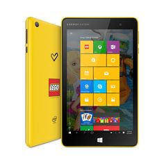 "Energy Tablet 8"" Windows LEGO® Edition"