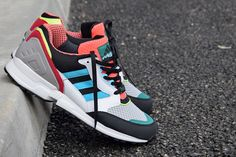 #adidas #EQUIPMENT EQT CUSHION 'ODDITY' #sneakers