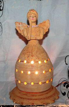 Anjo luminária
