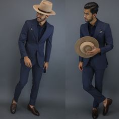Teaching Men's Fashion - Summer essential #5: The hat  Check our list for the rest of the summer essentials in our latest video!  https://youtu.be/8-P_ieiA9h4