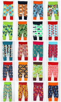 Kitschy Coo Trouser Collage by kitschycoo, via Flickr