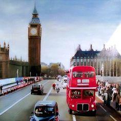 Photo Retouch / London photo retouch #london #bigben #city #urban #retouch #bb334