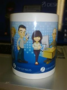 Final chance to win this unique mug! enter our competition on www.facebook.com/jam1183 like the page and tell us why you deserve a new mug! The 2J Team will be picking a winner on Monday!