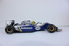 ... 18 1994 Ayrton Senna Williams Renault FW16 Rothmans Livery