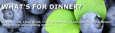 What's for dinner?: Different side of you!