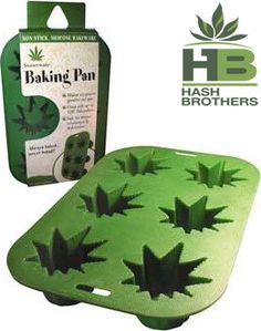 cupcake pan for weed shaped cupcakes! remember to bake those cupcakes with cannabis infused butter. Stoner Gifts, Cannabis Edibles, Puff And Pass, 420 Girls, Pipes And Bongs, Mary J, Medical Cannabis, Smoking Weed, Ganja