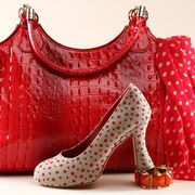Take a look at the Poppy Red: Accessories & Shoes event on #zulily today!