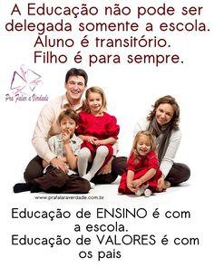 A educação