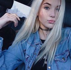 sage tullis/ gtfosage/ okaysage on yt Pretty People, Beautiful People, Tumbrl Girls, Blonde Hair Blue Eyes, Ash Blonde, Girls Characters, Aesthetic Girl, Pretty Face, Hair Inspiration