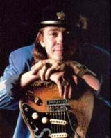 Three events I remember vividly, one was the assassination of Robert Kennedy when I was a wee one, the murder of John Lennon and the one that still saddens me to this day, the death of Stevie Ray Vaughan.