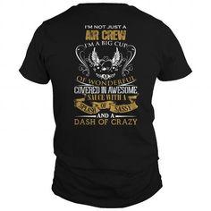 I Love Air Crew i am a big cup love Air Crew Shirts & Tees #tee #tshirt #named tshirt #hobbie tshirts # Air
