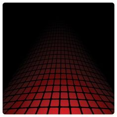 vector illustration of red cubes