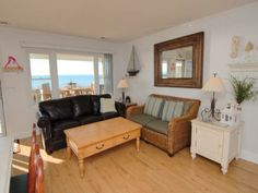 At Anchor West a 3 Bedroom Oceanfront Rental Duplex in Emerald Isle, part of the Crystal Coast of North Carolina. Includes Hi-Speed Internet