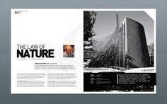 Resultado de imagen para newspaper design inspiration