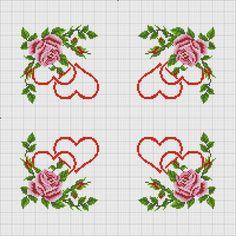 1 million+ Stunning Free Images to Use Anywhere Cross Stitch Heart, Cross Stitch Borders, Modern Cross Stitch, Cross Stitch Flowers, Cross Stitching, Cross Stitch Embroidery, Cross Heart, Funny Cross Stitch Patterns, Cross Stitch Designs