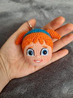Amigurumi Elif's Dreams Keychain Making - Dekor Crochet Santa, Crochet Bear, Crochet Gifts, Crochet Dolls, Free Crochet, Crochet Cat Pattern, Plush Pattern, Crochet Patterns, Crochet Keychain