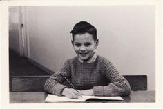 Author Seamus Scanlon a few years back.