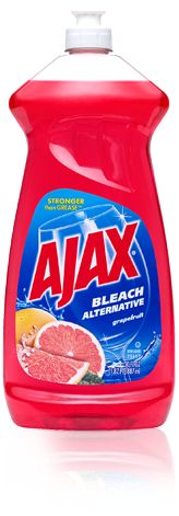 AJAX Bleach Alternative - Grapefruit scent