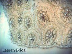 Leeren Bridal #customade #online-order #International-market #lace #beadwork #detailing #https://www.facebook.com/LeeRenBridall #(03) 6258 4929