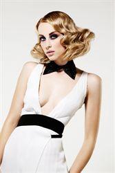 Hair: Karen Thomson, KAM Hair and Body Spa  Photographer: Jim Crone  Makeup: Carol Wilson   Stylist: Ian Tod