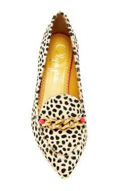 Francis Loafer by Charlotte Olympia for Preorder on Moda Operandi
