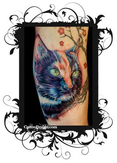 Tattoo artist: Cecil Porter, Southern California
