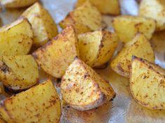 Chili Roasted Potatoes - Budget Bytes