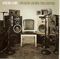 """Jeremy Camp presents another fun Christian rock project featuring """"Slow Down Time"""" and """"Speaking Louder Than Before. Christian Music Lyrics, Christian Songs, Seventh Day Slumber, Michael W Smith, Jeremy Camp, Matthew West, Contemporary Christian Music, Dead Man Walking, Healing Hands"""