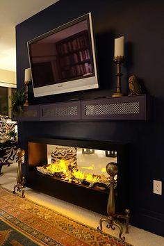 Moderne Kamine   Elektrokamine + Ethanolkamine By Kamin Design GmbH U0026 Co KG  | Einrichtungsideen | Pinterest | Modern Living Rooms, Modern Living And  Living ...