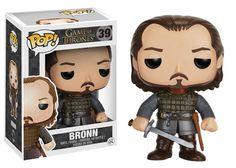 Funko releasing Bronn pop vinyl from Game of Thrones